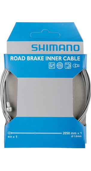 Shimano Road Bremszug PFTE beschichtet grau